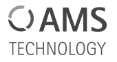 Logo AMS Apparate-Maschinen-Systeme Technology GmbH